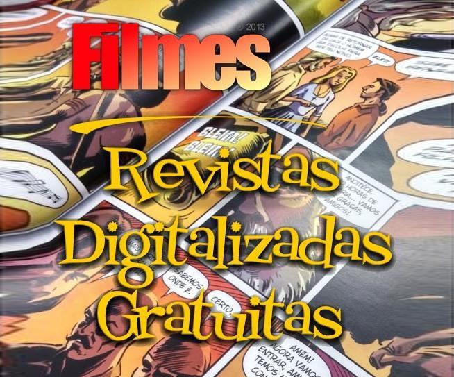 Almes - Revistas em Quadrinhos